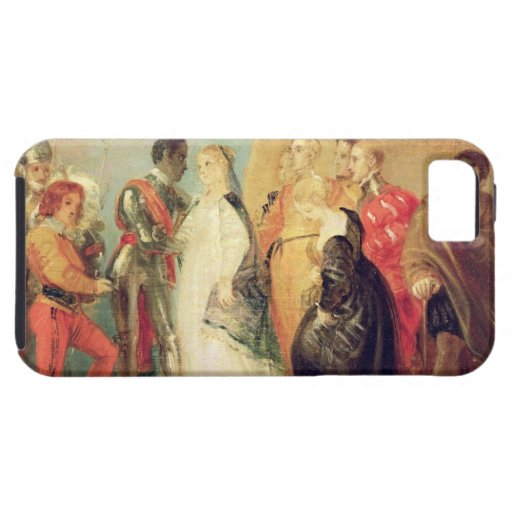 The Return of Othello, Act II, Scene ii from 'Othe iPhone 5 Case
