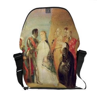 The Return of Othello, Act II, Scene ii from 'Othe Messenger Bag