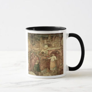 The Return of St. Ranieri, mid 14th century Mug