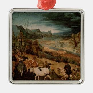 The Return of the Herd  1565 Christmas Ornament