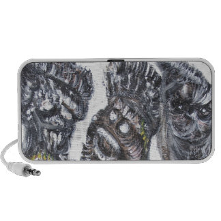 The Return of the Prodigal Son surrealism Laptop Speakers