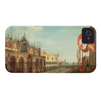 The Return of the St. Mark Troops to Venice Case-Mate iPhone 4 Cases
