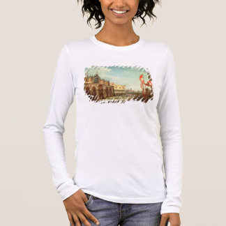 The Return of the St. Mark Troops to Venice Long Sleeve T-Shirt