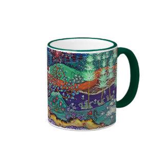 """The Return"" Ringer Green Coffee Mug"
