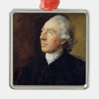 The Rev. Humphrey Gainsborough, c.1770-4 (oil on c Christmas Ornament