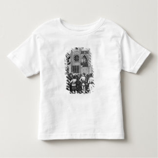 The Reverend Dr. Shaw Preaching Toddler T-Shirt