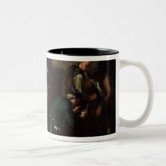 The Revolt of Esquilache Two-Tone Coffee Mug