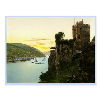 The Rhine Germany Postcard