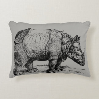 The Rhinoceros Decorative Cushion