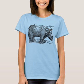 The Rhinoceros Is Real T-Shirt