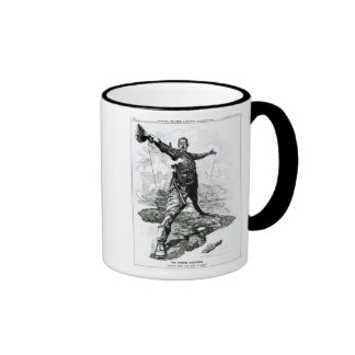 The Rhodes Colossus from Punch Coffee Mugs