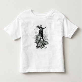 The Rhodes Colossus from Punch Toddler T-Shirt
