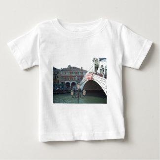 The Rialto Bridge,Venice Baby T-Shirt
