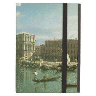 The Rialto Bridge, Venice iPad Air Cover