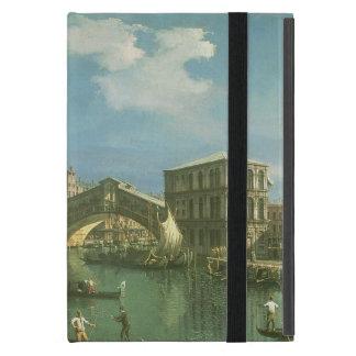 The Rialto Bridge, Venice iPad Mini Covers