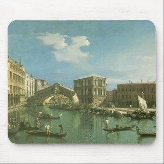 The Rialto Bridge, Venice Mouse Mat