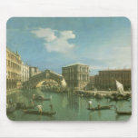 The Rialto Bridge, Venice Mouse Pads