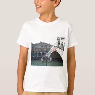 The Rialto Bridge,Venice T-Shirt