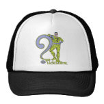 The Riddler & Logo Green Hats