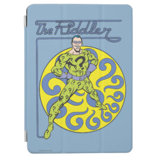 The Riddler & Logo Purple iPad Air Cover