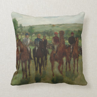 The Riders Cushion