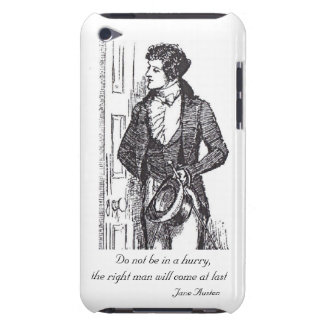 The Right Man Will Come iPod Case-Mate Cases