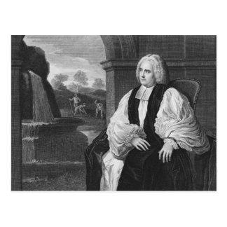 The Right Reverend George Berkeley Postcard