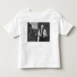 The Right Reverend George Berkeley Toddler T-Shirt