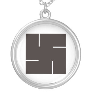 The right ten thousand letters pendant