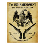The Right To Bear Arms Poster
