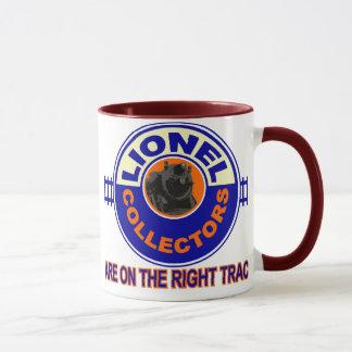 The Right Track Mug