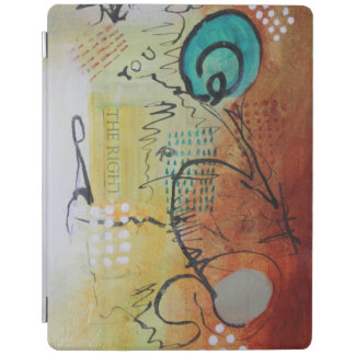 The Right You iPad Cover