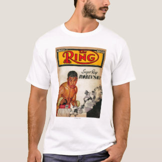 The Ring Magazine Cover 2 T-Shirt