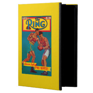 The Ring Magazine Cover iPad Air Cases