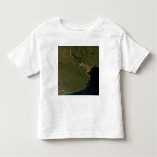 The Rio de la Plata estuary Toddler T-Shirt