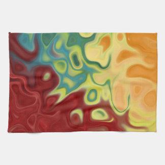 The Rise: Modern art 4.38 Hand Towel