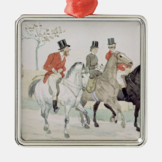 The Rivals Christmas Ornament