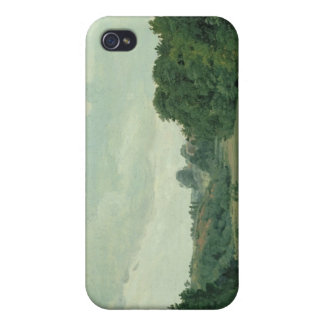 The River Alster at Poppenbuttel in the iPhone 4 Covers