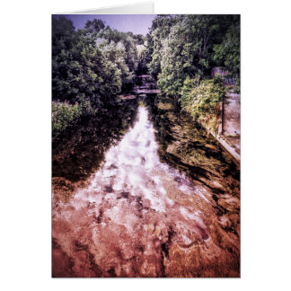 The River Brent Card