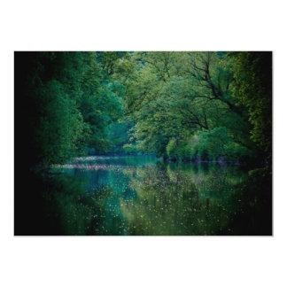 The River • Card / Invitation