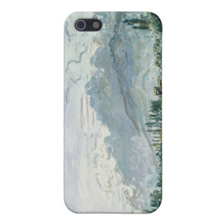 The River Isere at Grenoble, 1877 iPhone 5/5S Covers