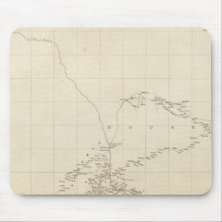 The River Niger Mouse Mat