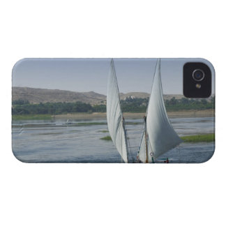 The River Nile and sailing boats used as iPhone 4 Cases