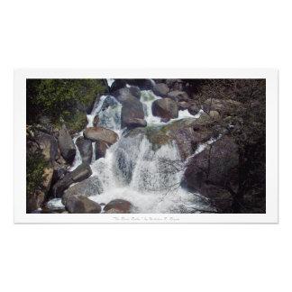"""""""The River Rocks,"""" Yosemite Nature Decor Photo"""