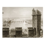 The River Shannon and Limerick Postcard