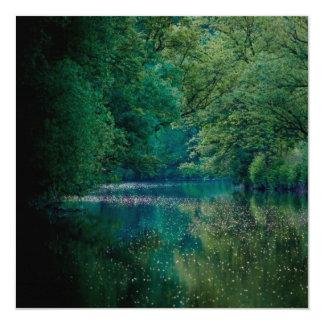 The River • Square Card / Invitation