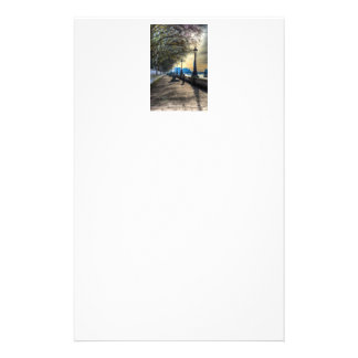 The River Thames Path Personalised Stationery