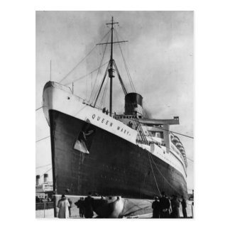 The RMS Queen Mary Postcard Collection