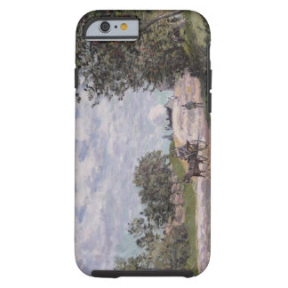 The Road from Mantes to Choisy le Roi, 1872 Tough iPhone 6 Case