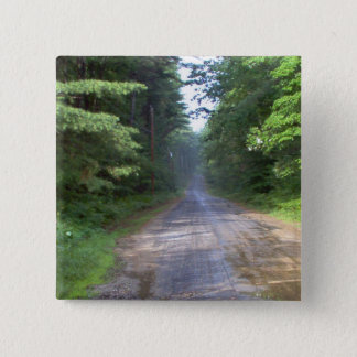 The Road Home 15 Cm Square Badge